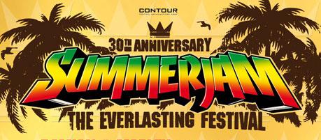 News reggae : Summerjam Festival 2015 : les 30 ans en fanfare !