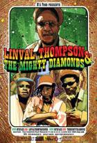 News reggae : Linval Thompson et les Mighty Diamonds en tournée