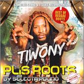 News reggae : Tiwony : mixtape gratuite en attendant l'album roots