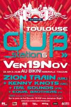 News reggae : Toulouse Dub Station #6, le programme