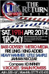 News reggae : UK Cup Clash : le retour !