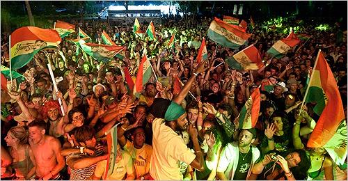 News reggae : Yaniss Odua, la tournée idéale se poursuit