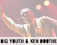Album photo  : Big Youth & Ken Boothe @ Paris 2010