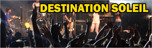 Festival Destination Soleil