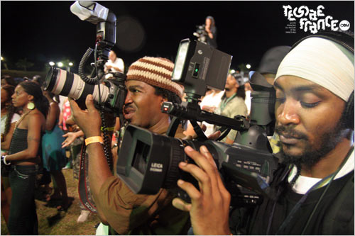 05. Journalistes (Curefest 2007 - Trelawny, Jamaique)