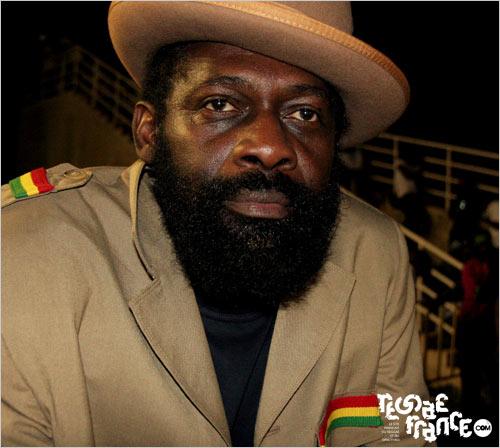 16. Jimmy Riley (Curefest 2007 - Trelawny, Jamaique)