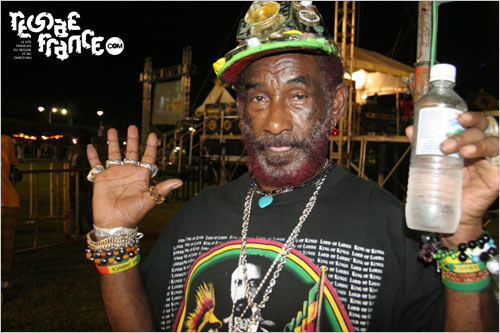 17. Lee Perry (Curefest 2007 - Trelawny, Jamaique)