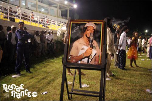 18. Peinture (Curefest 2007 - Trelawny, Jamaique)