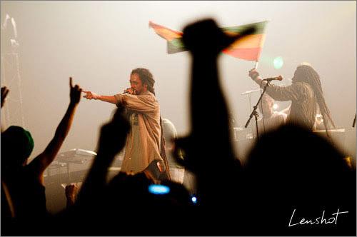 10. Damian Marley (Zenith de Paris / Juin 2010)