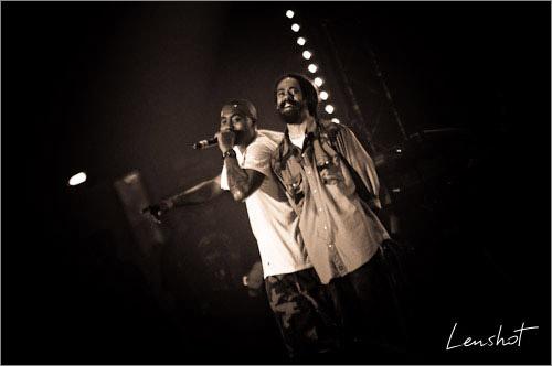 12. Nas & Damian Marley (Zenith de Paris / Juin 2010)