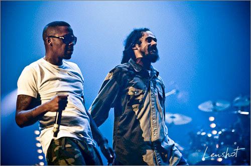 02. Nas & Damian Marley (Zenith de Paris / Juin 2010)