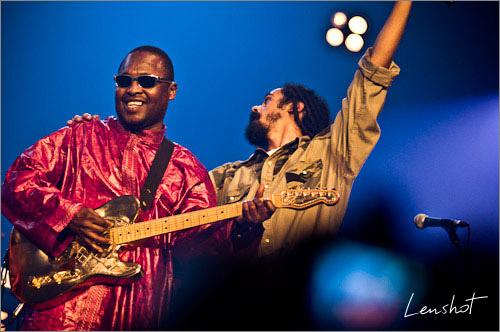04. Amadou & Damian Marley (Zenith de Paris / Juin 2010)