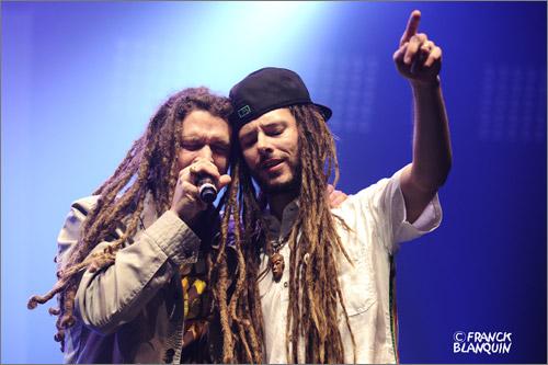 13. Broussa� & Balik (Mars 2011 - Zenith Paris)