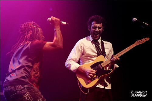 19. Winston McAnuff & Danakil (Mars 2011 - Zenith Paris)