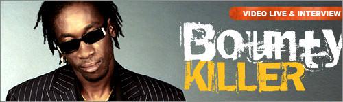 Bounty Killer à Paris