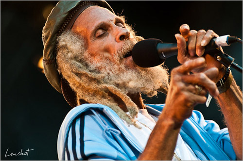 002. Inna de Yard / Cedric Myton (Garance Reggae Festival 2010)