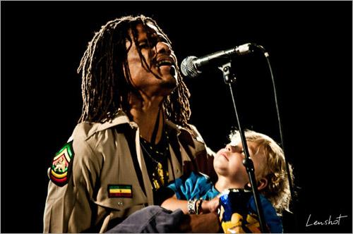 011. Matthew McAnuff (Garance Reggae Festival 2010)