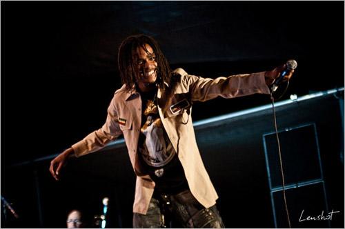 012. Matthew McAnuff (Garance Reggae Festival 2010)