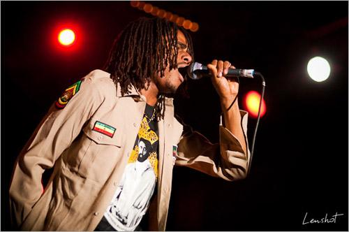 016. Matthew McAnuff (Garance Reggae Festival 2010)