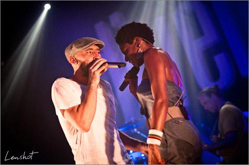 19. Gentleman & Choriste (Bataclan - Mai 2010)