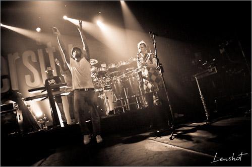 26. Gentleman & Evolution band (Bataclan - Mai 2010)