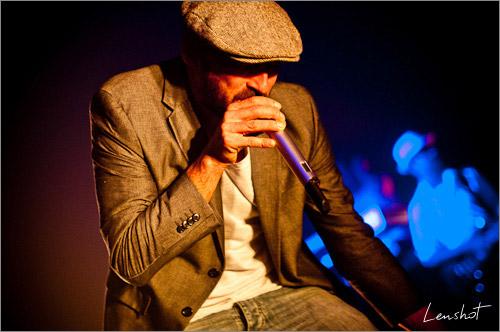 03. Gentleman (Bataclan - Mai 2010)