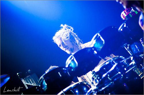 31. Evolution band (Bataclan - Mai 2010)