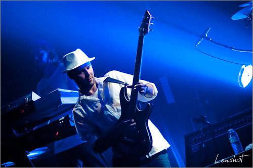 33. Evolution band (Bataclan - Mai 2010)