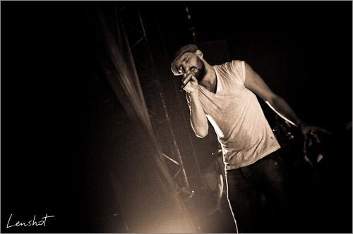 04. Gentleman (Bataclan - Mai 2010)