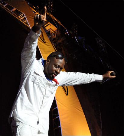 14. Wyclef Jean (Arthur Guinnes Celebration - Kingston 2010)