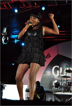 02. Lady Saw (Arthur Guinnes Celebration - Kingston 2010)