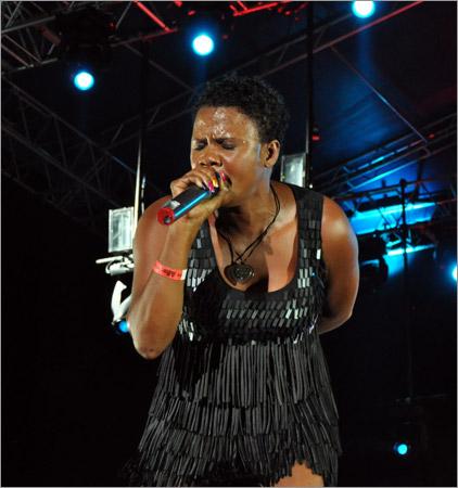 03. Lady Saw (Arthur Guinnes Celebration - Kingston 2010)