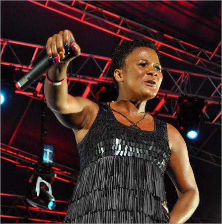 04. Lady Saw (Arthur Guinnes Celebration - Kingston 2010)
