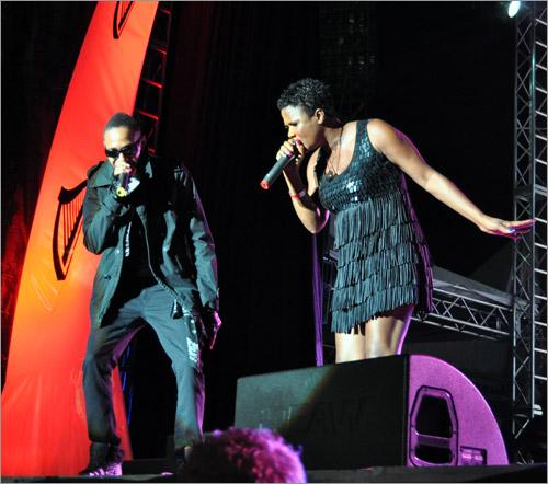 05. Lady Saw (Arthur Guinnes Celebration - Kingston 2010)