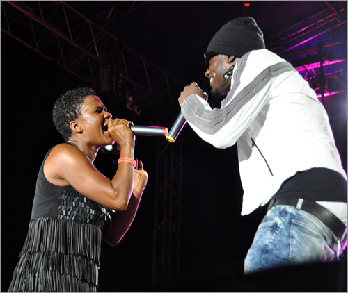 06. Lady Saw (Arthur Guinnes Celebration - Kingston 2010)