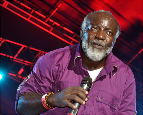 09. Freddie McGregor (Arthur Guinnes Celebration - Kingston 2010)