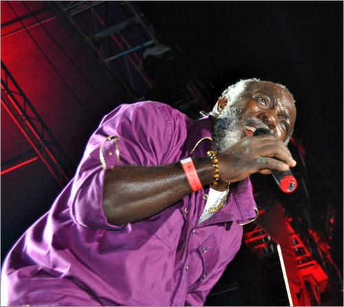 10. Freddie McGregor (Arthur Guinnes Celebration - Kingston 2010)