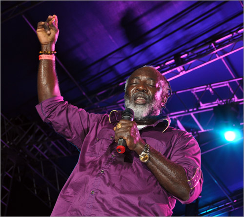 11. Freddie McGregor (Arthur Guinnes Celebration - Kingston 2010)