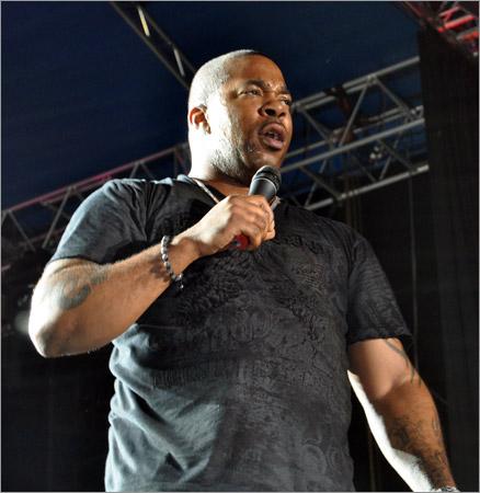 15. Busta Rhymes (Arthur Guinnes Celebration - Kingston 2010)