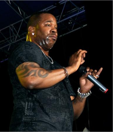 16. Busta Rhymes (Arthur Guinnes Celebration - Kingston 2010)