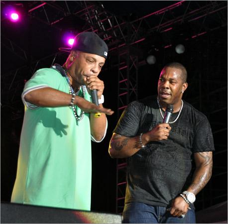 17. Busta Rhymes (Arthur Guinnes Celebration - Kingston 2010)