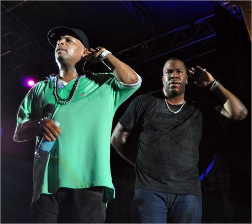 18. Busta Rhymes (Arthur Guinnes Celebration - Kingston 2010)