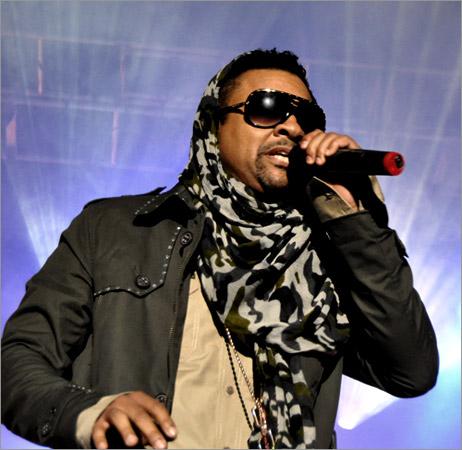 19. Shaggy (Arthur Guinnes Celebration - Kingston 2010)