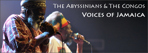 The Congos & Abyssinians, Voices Of Jamaica