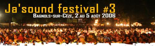Ja'sound festival 2006