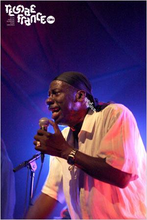 Leroy Sibbles (Paris - Novembre 2005)