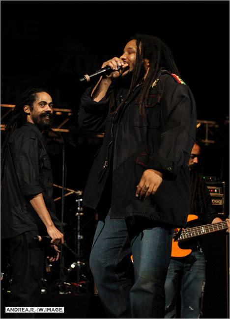 07. Damian Marley & Stephen Marley (Irie Jamboree 2013)