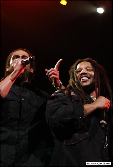 08. Damian Marley & Stephen Marley (Irie Jamboree 2013)