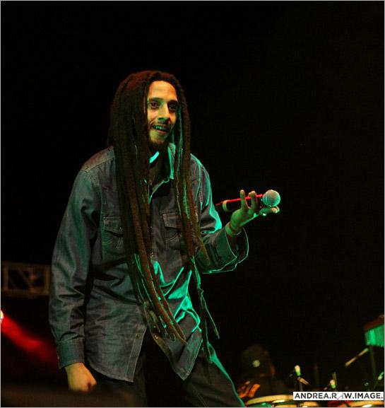 09. Julian Marley (Irie Jamboree 2013)