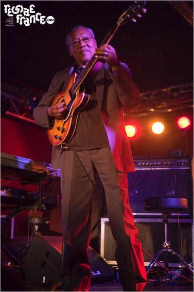 04. Ernest Ranglin- La Bellevilloise, Paris (27/11/2012)